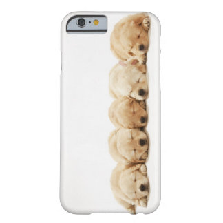 Golden Retriever Puppies Barely There iPhone 6 Case