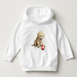 Golden Retriever Puppy Hoodie