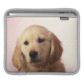 Golden retriever puppy iPad sleeve