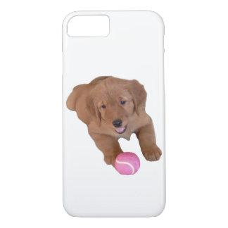 Golden Retriever Puppy iPhone 7 Case