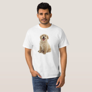 Golden Retriever Puppy Shirt
