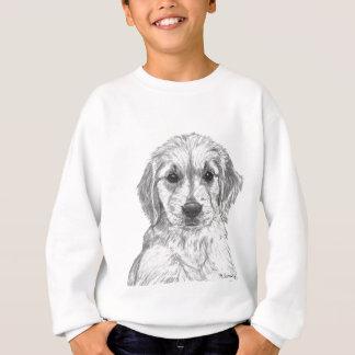 Golden Retriever Puppy Sweatshirt