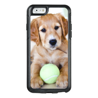 Golden Retriever Puppy Wants To Play OtterBox iPhone 6/6s Case
