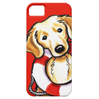 Golden Retriever Rescue Case For The iPhone 5