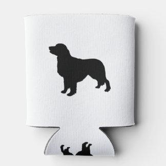 Golden Retriever Silhouette Love Dogs Can Cooler