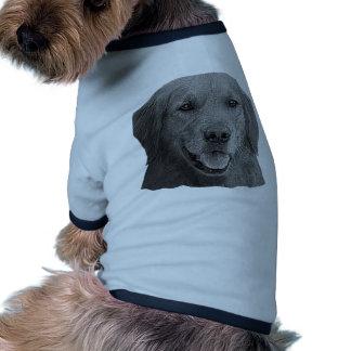 Golden Retriever Stylized Image Dog T-shirt