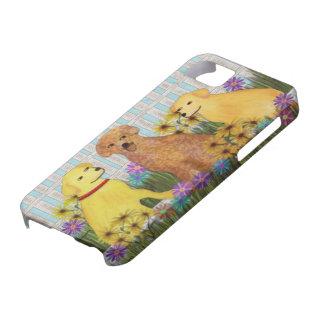 Golden Retriever Sunshine IPhone 5 Case