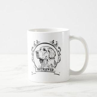 Golden Retriever T-shirt Mug