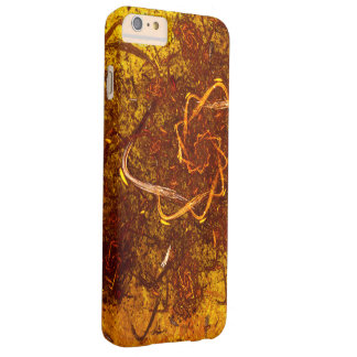 Golden Rhapsody Barely There iPhone 6 Plus Case