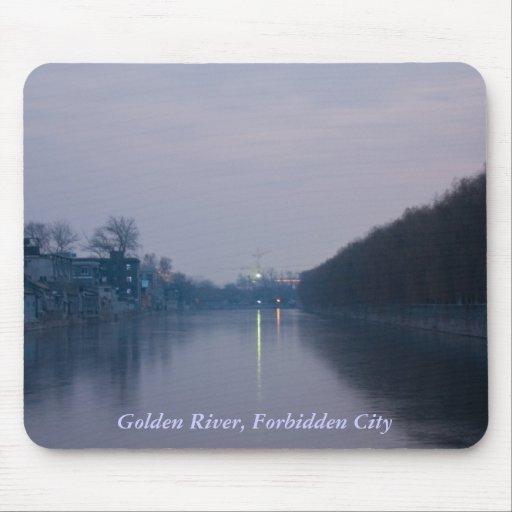 Golden River, Forbidden City Mouse Mat