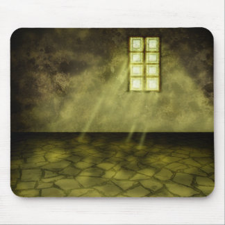 Golden Room Mouse Pad