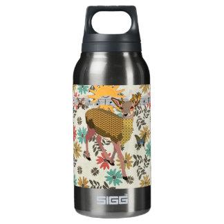 Golden Rose Deer Liberty Bottle