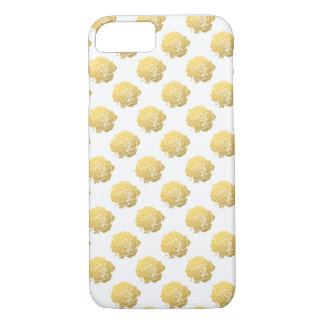 Golden Rose iPhone 8/7 Case