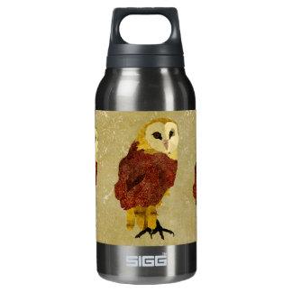 Golden Ruby Owl Liberty Bottle