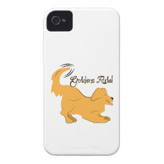 Golden Rule iPhone 4 Covers