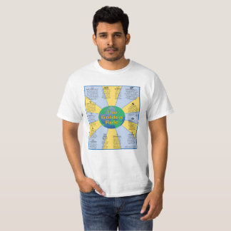 Golden Rule in World Religions T-Shirt
