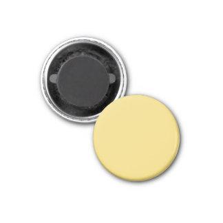 Golden Sand 3 Cm Round Magnet
