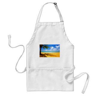 Golden Sand Beach Standard Apron