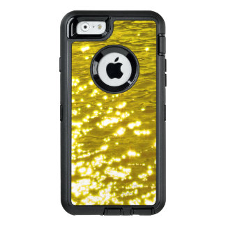 Golden sea OtterBox defender iPhone case