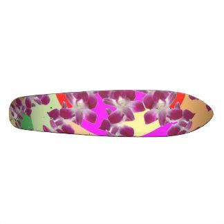 Golden Shower ORCHID Show 19.7 Cm Skateboard Deck