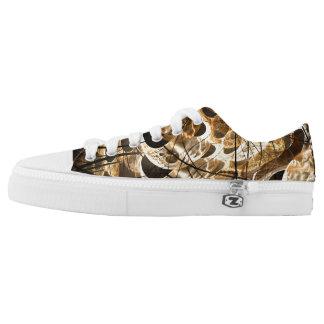 Golden slippers #2 low tops