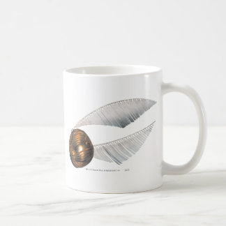 Golden Snitch Basic White Mug