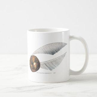 Golden Snitch Basic White Mug