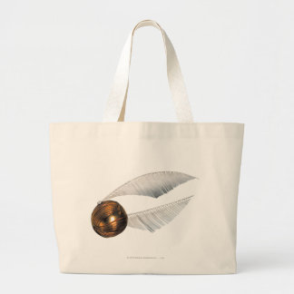 Golden Snitch Jumbo Tote Bag
