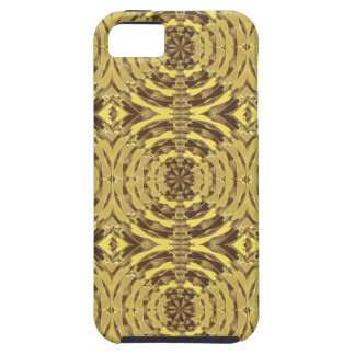 Golden Sparkle JEWEL Print iPhone 5 Covers
