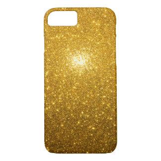 Golden Sparkles iPhone 8/7 Case