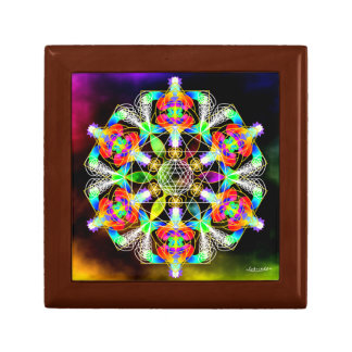 Golden Spiral of Life Gift Box