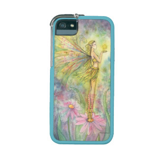 Golden Star Fairy Fantasy Art by Molly Harrison iPhone 5/5S Cases
