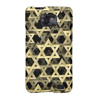 Golden Star Of David Galaxy SII Cover