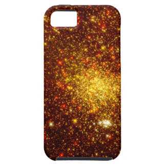 Golden Stars iPhone 5 Cover