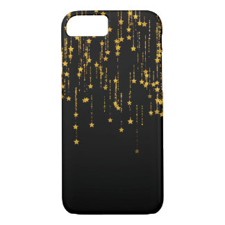 golden stars iPhone 8/7 case