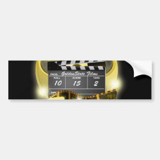 Golden State Films Bumper Sticker