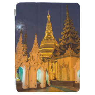 Golden Stupa And Temples iPad Air Cover