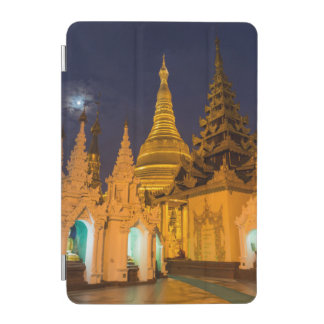 Golden Stupa And Temples iPad Mini Cover