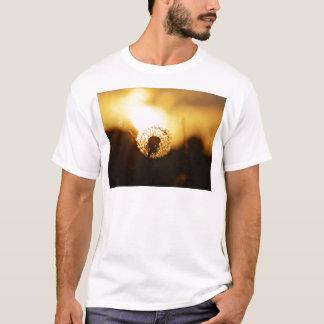 golden sun dial T-Shirt