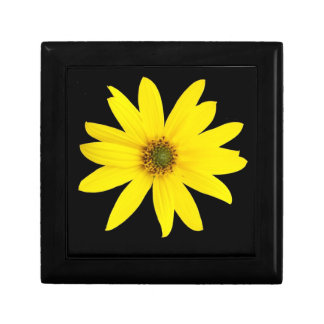 Golden Sunflower Gift Box