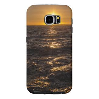 Golden Sunset Samsung Galaxy S6 Cases