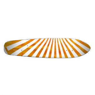 Golden Sunshine Sunset 20.6 Cm Skateboard Deck