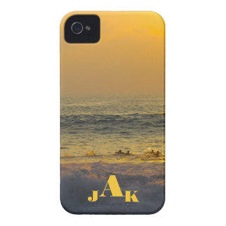Golden Surfers Final Wave iPhone 4 Cover