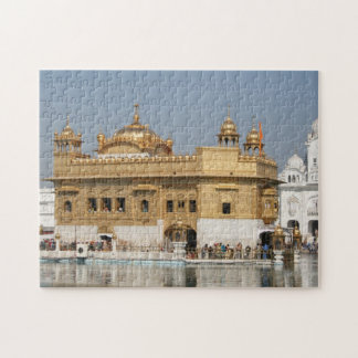 Golden Temple Harmandir Sahib Amritsar North India Puzzles