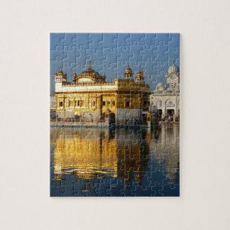 Golden Temple Jigsaw Puzzle