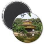 Golden Temple, Kyoto Refrigerator Magnet
