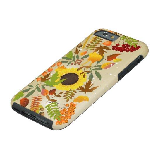 Golden Thanksgiving Tough iPhone 6 Case