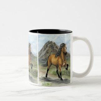Golden Tolt ~wrap around mug