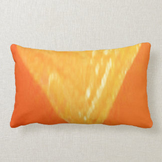 Golden Triangle Circle Greetings n GIFTS TEMPLATE Pillow