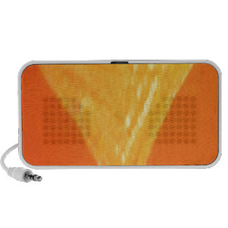Golden Triangle Circle Greetings n GIFTS TEMPLATE Laptop Speakers